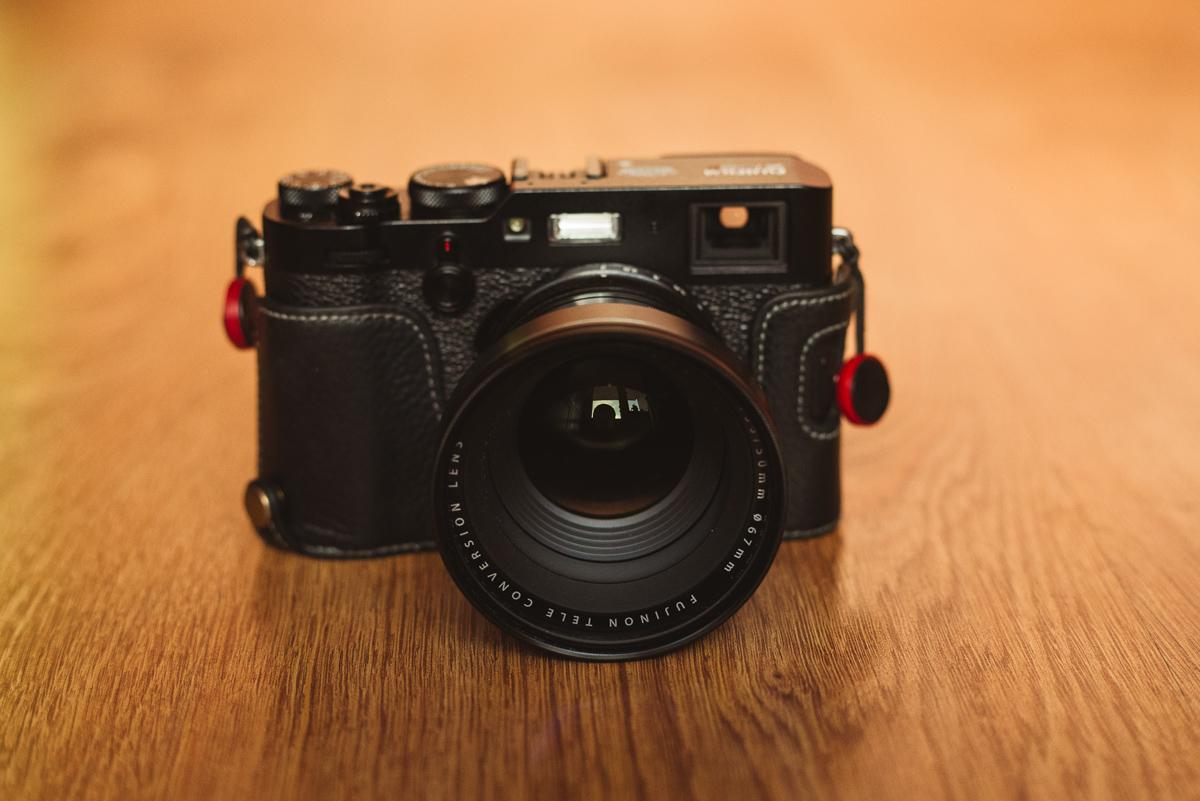 Fujifilm X100F + TCL-X100F