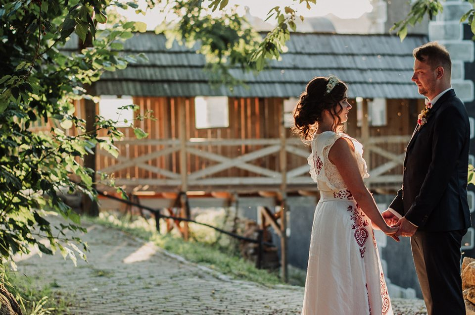 Klaudia+Janko, Wedding