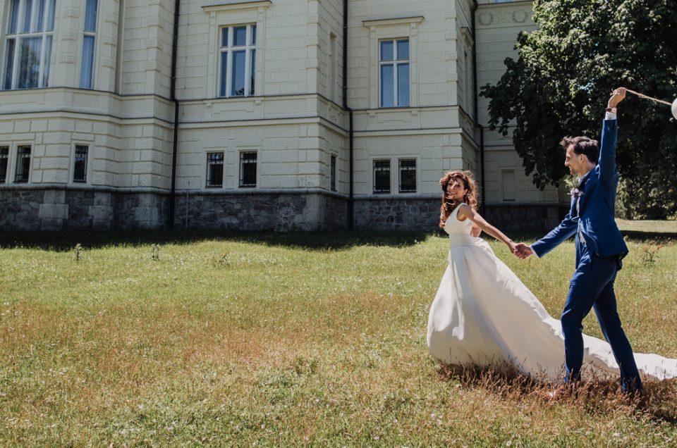 Lenka+Tomáš, Svadba