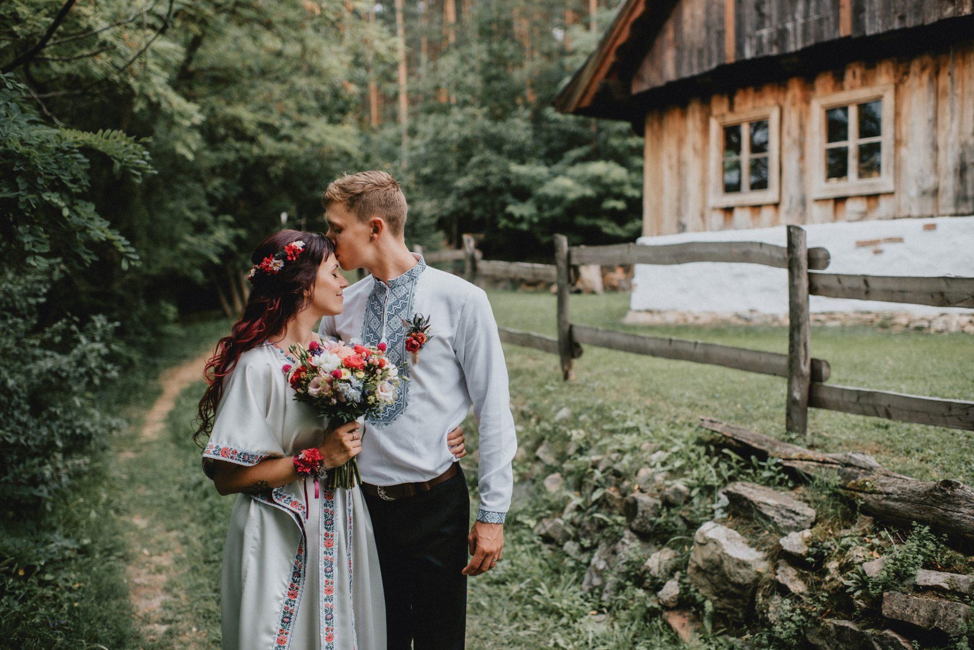 Miška+Dominik, Svadba